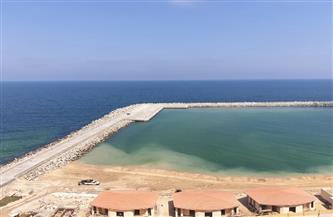 """بطول ١٦٠٠ متر.. """"الري"""" تنفذ مشروعًا لحماية ساحل الإسكندرية من """"بئر مسعود"""" حتى """"المحروسة"""""""