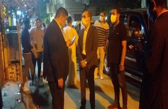 نائب محافظ سوهاج يقود حملة بجرجا لمتابعة تطبيق الإجراءات الاحترازية | صور