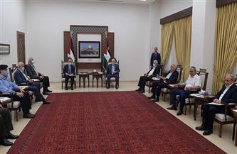 الرئيس الفلسطيني يوجه بتوفير كل الإمكانيات لتعزيز صمود المواطنين في مواجهة العدوان الإسرائيلي