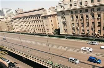 سيولة مرورية بشوارع وميادين العاصمة