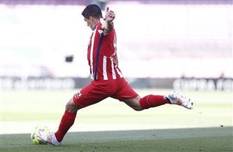 تألق «سواريز» مع أتلتيكو مدريد يثبت خطأ المشككين به