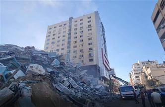 وكالة أسوشيتد برس: نشعر بالصدمة إزاء قصف مكتبنا في غزة