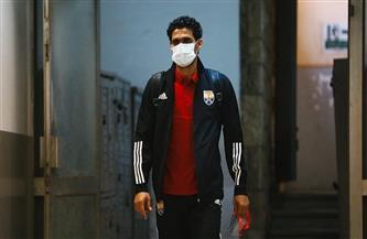 لاعبو الجونة يصلون إلى ملعب المقاولون العرب لمواجهة «المقاصة» | صور
