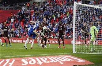 التعادل السلبي يُنهى الشوط الأول بين تشيلسي وليستر بنهائي كأس الاتحاد الإنجليزي