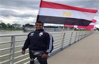 أحمد نجيب يحقق المركز الثالث في فاينال B بكأس العالم للباراكانواي في المجر