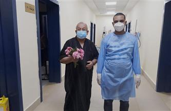 """""""صحة سوهاج"""": تعافي وخروج ٢٢٢ مصابًا بمستشفيات العزل"""