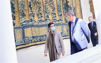 أسبانيا تؤكد التزامها بدعم العمل الإنساني الذي تقوم به «الأونروا»