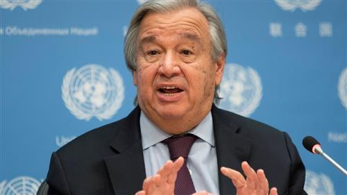الأمين العام للأمم المتحدة يجدد الدعوة لإعادة أهداف التنمية المستدامة إلى المسار الصحيح