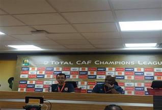 «موسيماني»: حققنا الفوز على فريق قوي ومميز.. ولم نحسم التأهل لنصف نهائي أبطال إفريقيا