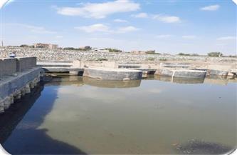 وزير الري: التوسع في استخدام مياه الصرف الزراعي المعالجة لتلبية الاحتياجات المائية المتزايدة| صور