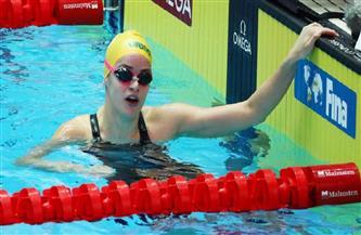الأسترالية ماكيون تفشل بفارق ضئيل في تحطيم الرقم العالمي لسباق 50 م ظهرًا
