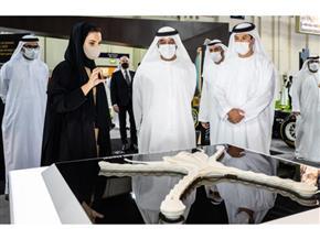 الجناح المصري يتصدر معرض سوق السفر العربي 2021 في دبي| صور وفيديو
