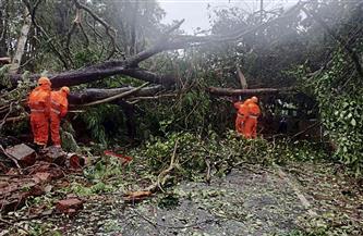 ستة قتلى مع اقتراب إعصار قوي من الهند