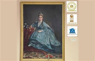 «لوحة جنانيار هانم».. قطع شهر مايو بمتحف المركبات الملكية ببولاق