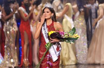 تتويج المكسيكية أندريا ميزا بلقب ملكة جمال الكون| صور