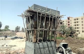 ٢٣.٥ مليون جنيه لتنفيذ مشروع الصرف الصحي بقرية الصفيحة بسوهاج | صور