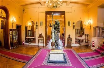 صورة فوتوغرافية لزفاف الملك فاروق والملكة ناريمان قطعة شهر مايو بمتحف ركن فاروق بحلوان