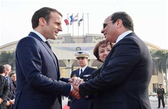 مجلس التعاون المصري الأوروبي: وجهات النظر بين الرئيسين السيسي وماكرون متطابقة في قضايا كثيرة | فيديو