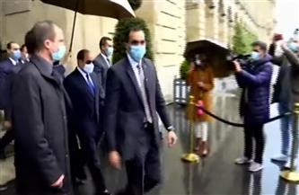 الرئيس السيسي يصل قصر الإليزيه للقاء «ماكرون».. ويعقدان قمة مصرية - فرنسية