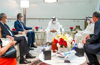وزيرا السياحة والطيران المدني يلتقيان رئيس هيئة دبي للطيران المدني ورئيس مجموعة طيران الإمارات