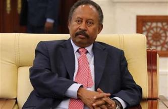 وصول رئيس وزراء السودان عبد الله حمدوك إلى قصر إفيمير الكبير