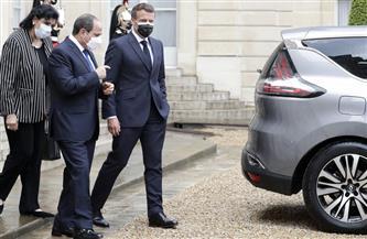 الرئيس السيسى: مصر حريصة على دعم وتعميق الشراكة الإستراتيجية مع فرنسا
