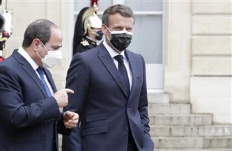 الرئيس السيسي يؤكد موقف مصر الثابت بشأن القضية الفلسطينية ووقف أعمال العنف في أسرع وقت