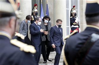 أبرز تصريحات الرئيس السيسي خلال لقائه مع نظيره الفرنسي بقصر الإليزيه | إنفوجراف