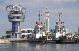 ميناء دمياط يتعامل مع 26 سفينة متنوعة خلال 24 ساعة