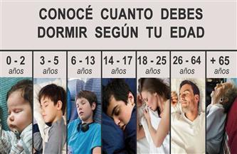 «نقضي ثلث حياتنا نيامًا».. ما هي المدة الكافية للنوم حسب كل فئة عمرية؟