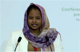 رئيسة الفريق الاستشارى للأمين العام للأمم المتحدة: الشباب السودانى هو صانع الثورة وشريك المستقبل