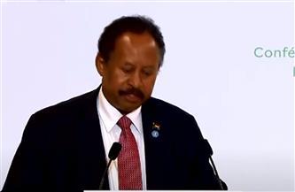 حمدوك: الثورة السودانية قضت على الديكتاتورية ونسعى للديمقراطية وسيادة القانون