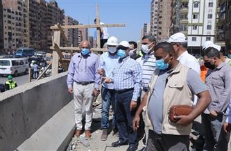 وزير النقل: إنشاء المطالع والمنازل لكوبري مسطرد لخدمة المسافرين إلى الإسماعيلية