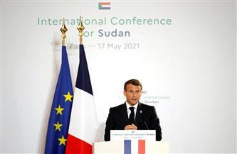 «ماكرون»: نعمل على إعادة هيكلة الديون السودانية