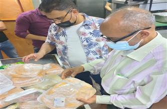تحرير 20 محضرا لـ 21 منشآة غذائية لعدم الالتزام بالإجراءات الوقائية في الدقهلية