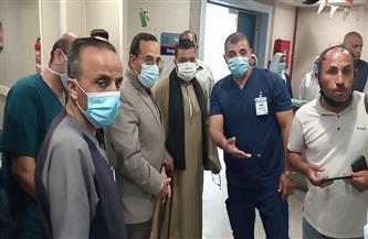 محافظ شمال سيناء: جاهزون بكامل طاقتنا الطبية لرعاية المصابين من الفلسطينيين | فيديو