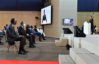 أبرز ما جاء في كلمة الرئيس السيسي خلال مؤتمر باريس لدعم المرحلة الانتقالية في السودان