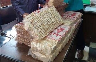 ضبط مصنع حلويات بدون ترخيص في كفر الدوار