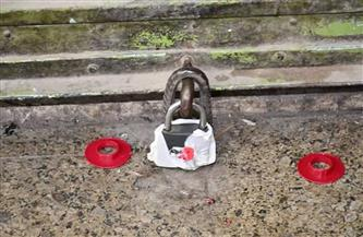 """تشميع مقهيين ومصادرة 18 """"شيشة"""" في حملة ليلية بالبدرشين"""