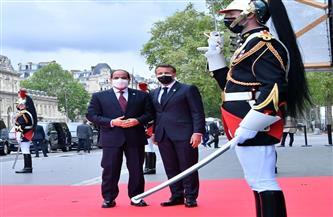 المتحدث الرئاسي ينشر فيديو حول نشاط الرئيس السيسي اليوم في العاصمة الفرنسية باريس