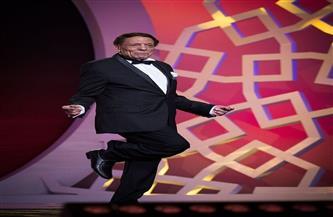 أحمد موسى يهنئ عادل إمام بعيد ميلاده: زعيم الفن المصري والعربي ومحبوب الجميع| فيديو