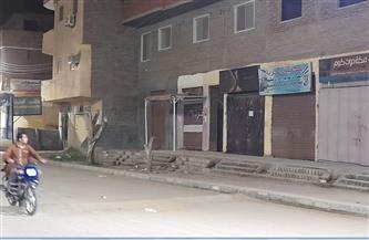 ضبط 6 محال تجارية مخالفة لقرار الإغلاق بمدينة إسنا جنوب الأقصر