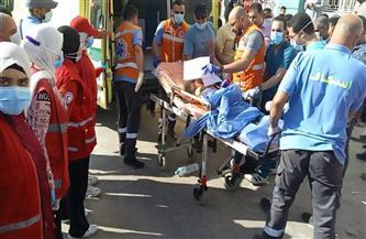 الهلال الأحمر المصري.. عون وسند لتضميد جراح فلسطين | فيديو