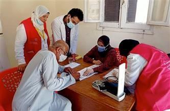 مركزان جديدان للتطعيم بلقاح كورونا في القصير ورأس غارب بالبحر الأحمر  صور