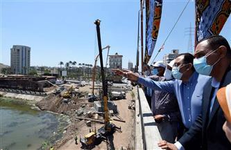 وزير النقل: 450 مليون جنيه لتطوير وتوسعة الطريق الدائري حول المنصورة وإنشاء كوبري علوي