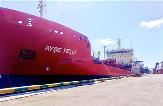 تداول 27 سفينة حاويات وبضائع عامة وشحن 5250 طن صودا كاوية بمواني بورسعيد   صور