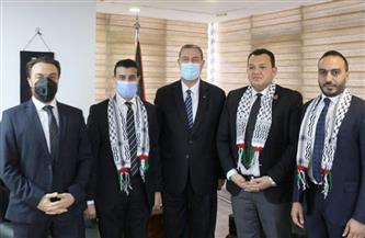 نواب التنسيقية يؤيدون القيادة السياسية في دعمها لجهود حماية ومساندة الشعب الفلسطيني