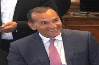 «محلب»: مساهمة الشركات المصرية في إعمار غزة فرصة عظيمة لإعادة الحياة إلى القطاع