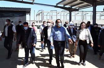 رئيس «مياه دمياط» يستعرض جهود الشركة خلال أزمة كورونا