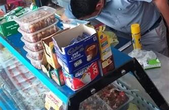 تحرير 21 محضر المنشآت الغذائية المخالفة في نبروه   صور